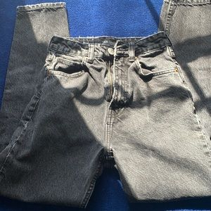 Zara strait leg jeans